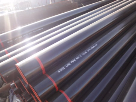 Differences between Welded and Seamless Steel Pipes