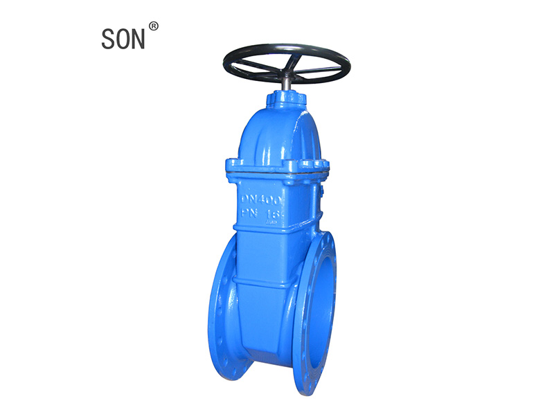 Water Ductile Iron Gate Valve