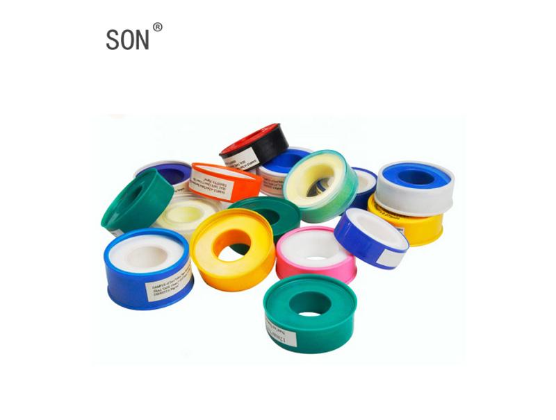 Colorful Plumbing High Pressure Seal Tape